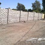 kamień murowy jasno-szary 12x25x40-50 cm Strzelin