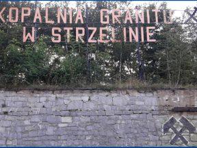 Kopalnia Granitu Strzelin - ul. Kamienna 10 A