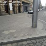 płyty granitowe i oporniki granitowe szare Strzelin