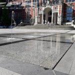 płyty kamienne czarne Szwed, płyty granitowe Strzelin
